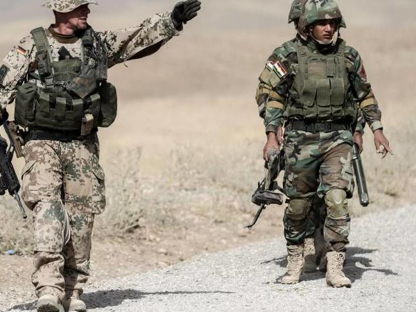 Nach Spannungen: Nordirak: Bundeswehr nimmt Ausbildung der Kurden wieder auf