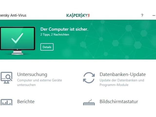 USA: Kaspersky-Software nun per Gesetz verboten