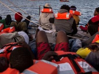Ärzte ohne Grenzen retten weitere Bootsmigranten im Mittelmeer