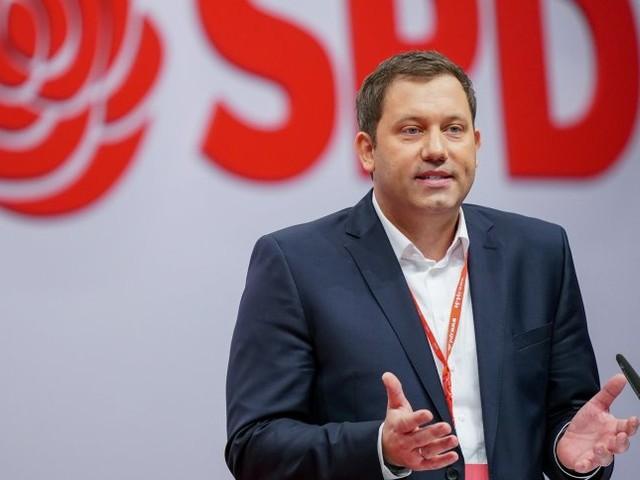 SPD: Lars Klingbeil als Generalsekretär wiedergewählt