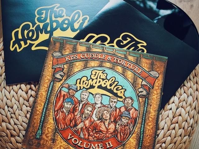 The Hempolics | 'KISS, CUDDLE & TORTURE VOLUME II' | Full Album Stream