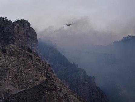Waldbrand auf Gran Canaria bald gelöscht
