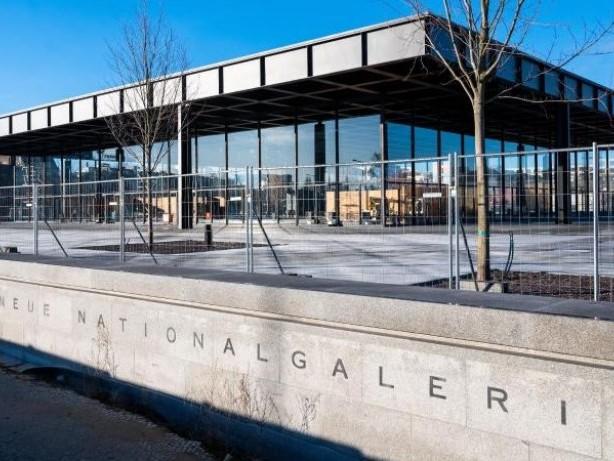 Kulturpolitik: Neue Nationalgalerie kehrt zurück