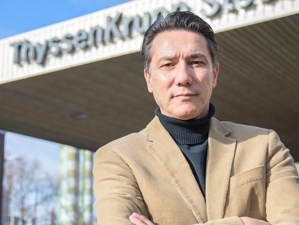 Interview: Thyssenkrupp-Betriebsrat fordert Klarheit für Stahlsparte