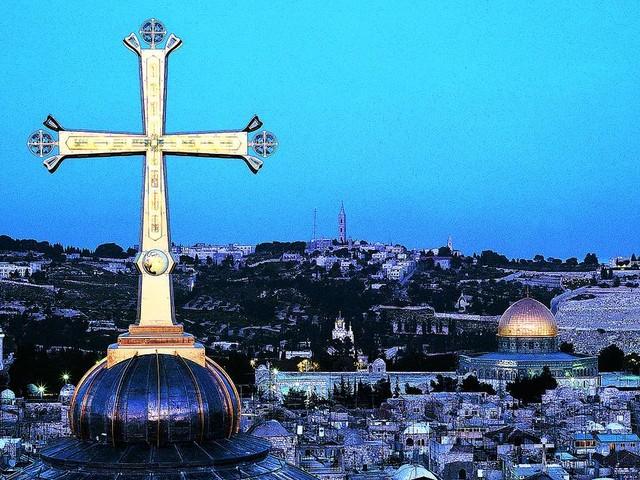Grabeskirche von Jerusalem: Wie ein Kreuz das Leben eines Aachener Schmieds verändert hat