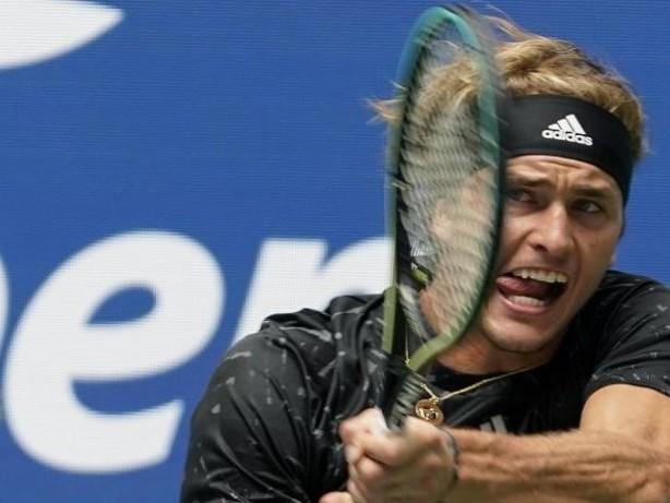 Tennis: Perfekter US-Open-Start für Olympiasieger Zverev