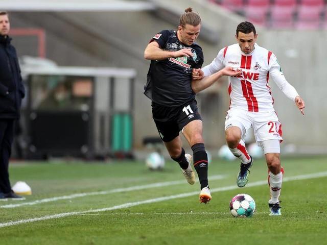 24. Spieltag: Hector rettet bei Comeback Köln einen Punkt gegen Werder