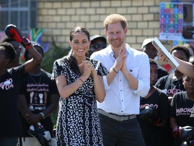 Prinz Harry + Herzogin Meghan: Erste große Feier mit Baby Lilibet in den USA?