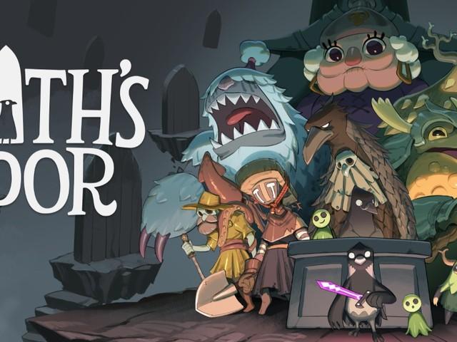 Death's Door: Die Krähen beginnen am 20. Juli ihre Arbeit als Seelensammler auf PC & Xbox