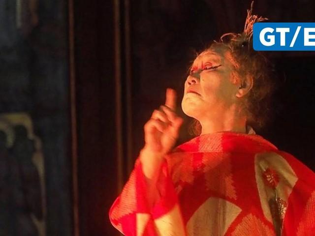 """Metamorphosen zu Händels """"Poro"""" für Orgel und Tanz in St. Jacobi"""
