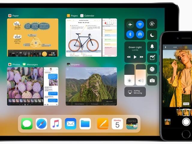 iOS 11 offiziell vorgestellt