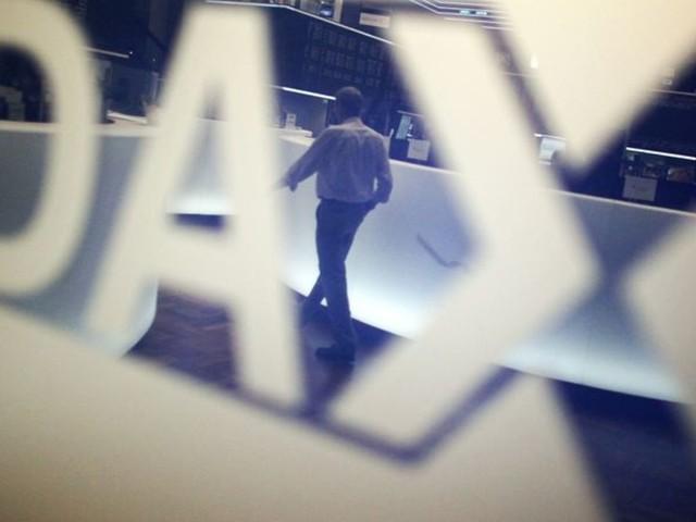 Börse in Frankfurt: Dax stabilisiert sich nach Kursrutsch