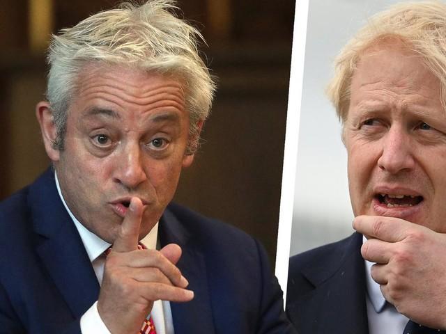 Parlamentspräsident warnt Johnson vor Brexit-Rechtsbruch