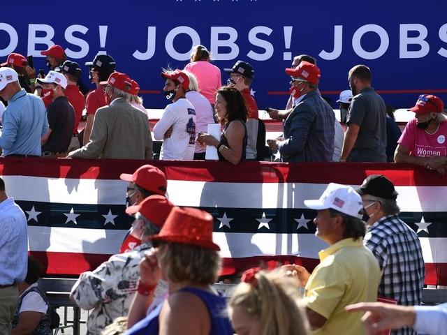In diesem Zustand übernimmt Joe Biden das Land von Donald Trump