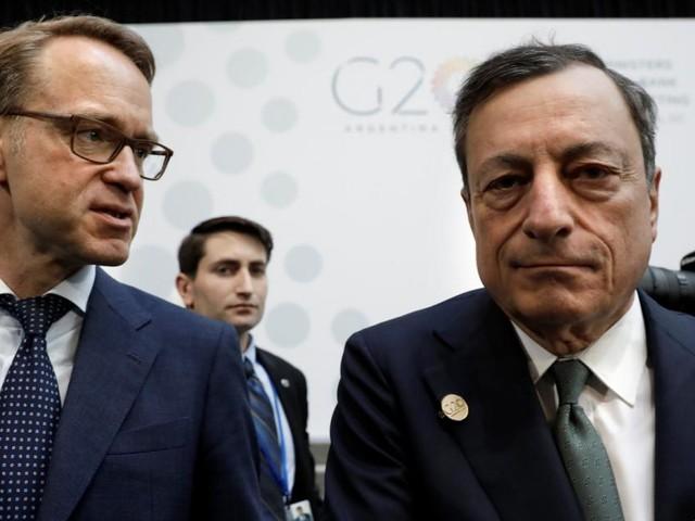 Anleihenkäufe: EZB-Chef Draghi soll Expertenrat ignoriert haben
