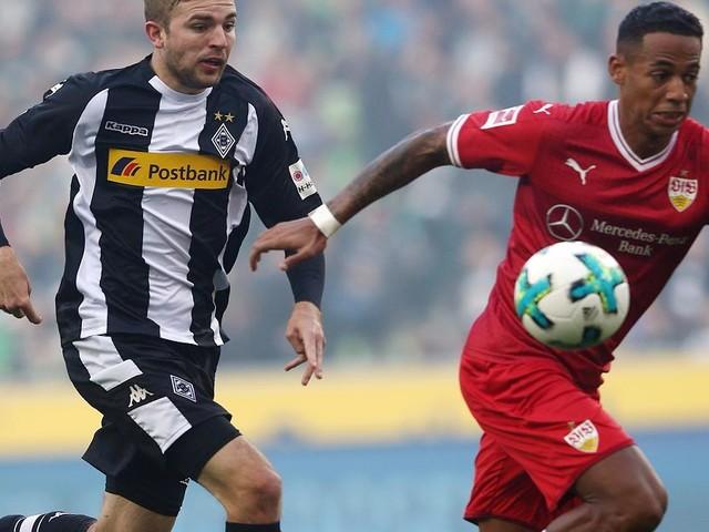 Gladbach gegen Stuttgart im Live-Ticker - 0:0! Terodde vergibt einzige Chance der Partie