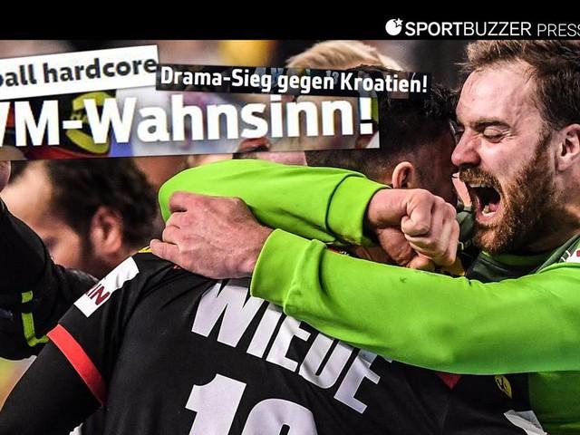 Reaktionen zum WM-Krimi: Deutschland jubelt, Kroatien zürnt