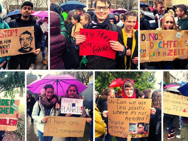 #FridaysForFuture: So antworten die streikenden Schüler ihren Kritikern