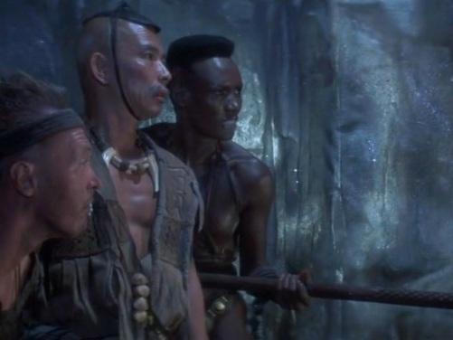Filme mit Arnie: Schwarzenegger als CONAN, DER ZERSTÖRER (1984)