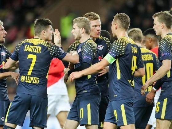 4:1-Sieg: Leipzig überrollt Monaco