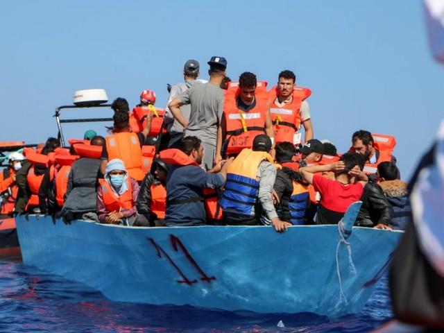 Mindestens 57 Tote bei Schiffsunglück vor Libyen