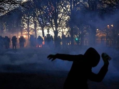 """""""Gelbwesten"""" kündigen Sturm auf Elysée-Palast an"""