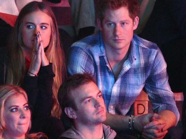 Prinz Harry: Mit diesem Verhalten zerstörte er seine Beziehung mit Cressida Bonas