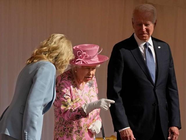 Biden stellt seltsamen Queen-Vergleich nach Treffen auf - Er wollte sie nicht beleidigen