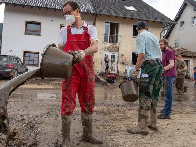 Psychologin hält zusätzliche Angebote für Hochwasser-Opfer nötig