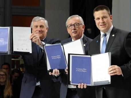 Europa will soziale Spaltung überwinden