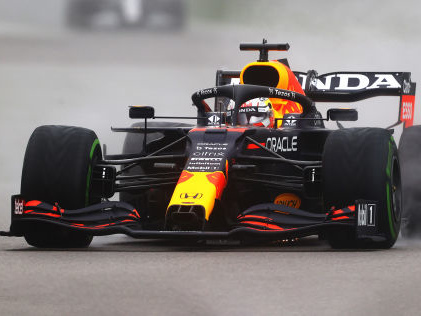 Formel 1: Sotschi, Russland Red Bull mit Glück im Motorpoker