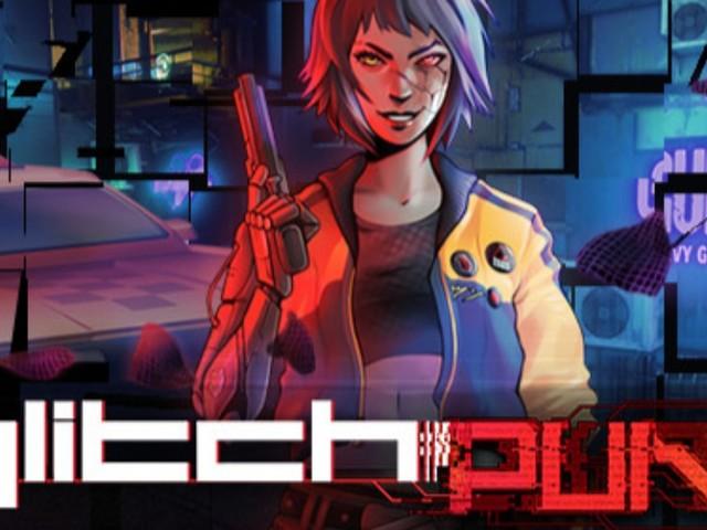 Glitchpunk - Early-Access-Termin: Cyberpunk-Action aus der Draufsicht-Perspektive à la GTA 2
