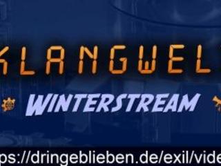 Playlist: KLANGWELT – virtueller Winterausklang im EXIL Göttingen (27.02.2021)