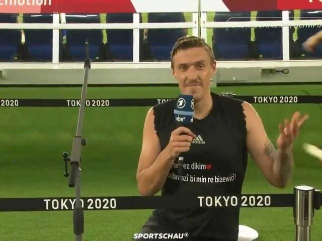 Olympia 2021: Max Kruses Heiratsantrag – er wollte unbedingt zur ARD