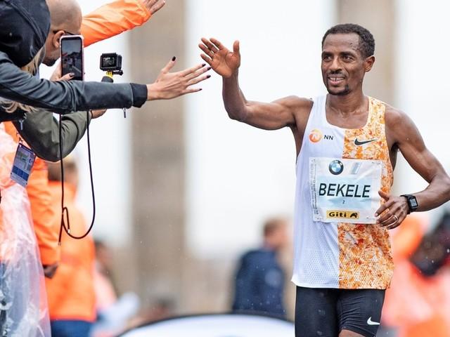 Marathon: Bekele gibt in Berlin Vollgas