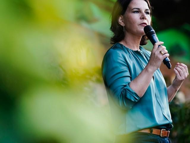 Grüne in der Krise: Wie Annalena Baerbock die Wende im Wahlkampf schaffen will