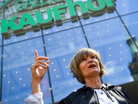 Hoffnung für Chemnitz: Galeria schließt weniger Filialen