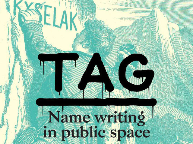 """Name Writing in Public Space"" Tagging Conference in Berlin"