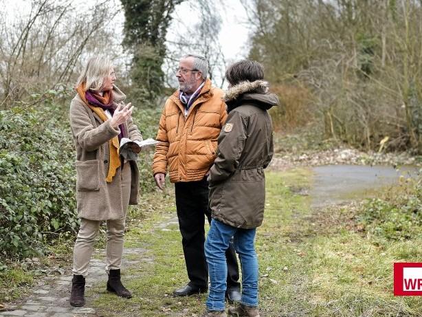 Neubaugebiet: Anwohner fürchten Verlust von Grünschneise in Essen-Kettwig