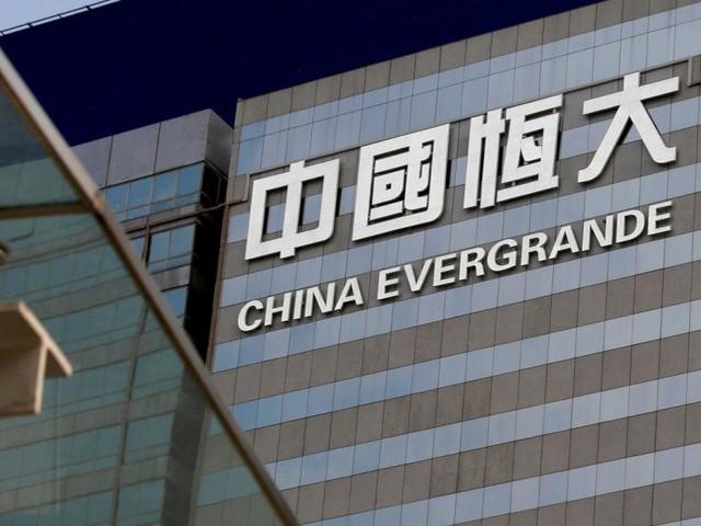 Chinas Krisenkonzern Evergrande mit erneutem Kurssturz