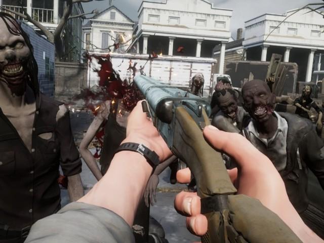 The Walking Dead: Saints & Sinners: VR-Survival-Horror spielt 50 Mio. Dollar ein