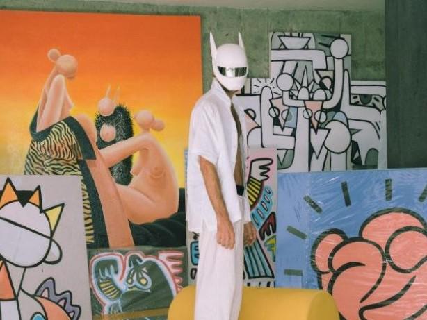 """Lässiger """"trip"""": Zehn Jahre Cro: Masken-Rapper deutet letztes Album an"""
