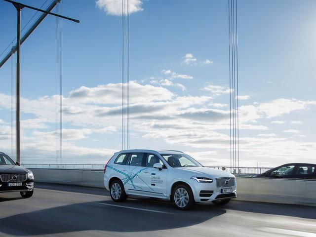 Uber möchte Roboterwagen bei Volvo kaufen