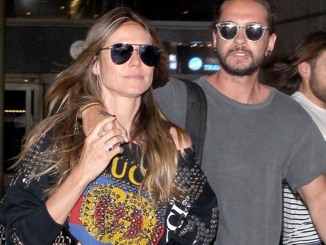 Heidi Klum & Tom Kaulitz halten Händchen