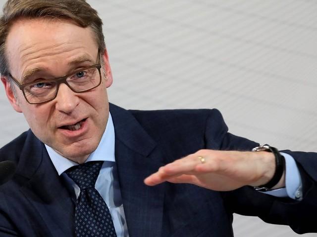Konjunkturpaket noch nicht nötig: Bundesbankchef Weidmann warnt vor Panik