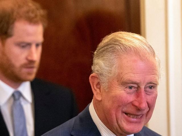 Kein Treffen mit Harry: Bleibt Charles Gedenken an Diana fern?