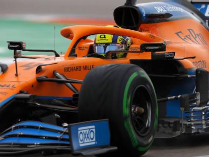 Formel 1: Qualifying Russland Norris überrascht, Hamilton kollidiert