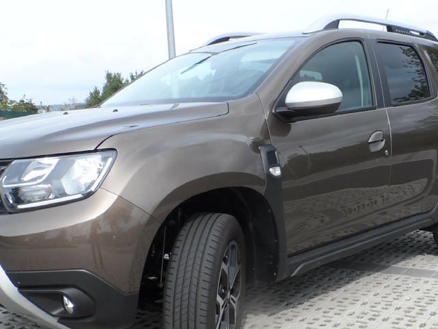 Antrittsstark und laufruhig: Dacia Duster