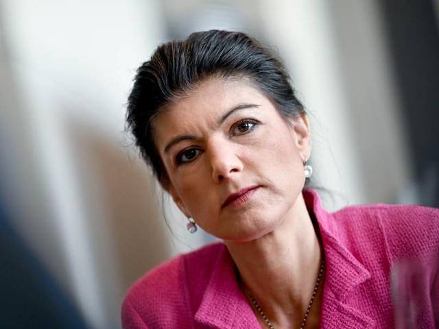 """""""Sieht nicht gut aus"""": Wagenknecht warnt Linke und die SPD"""