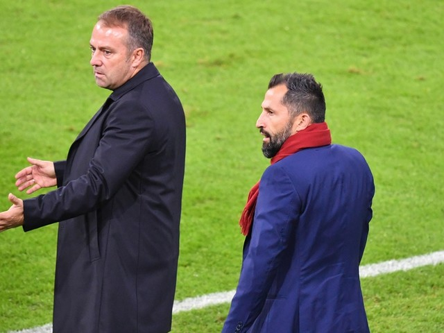 """""""Warum sollte er sich das noch antun?"""": Bayern-Kenner ordnet Situation um Flick und Salihamidzic ein"""